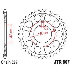 Reťazová rozeta JTR807
