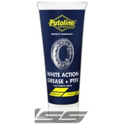 Vazelína Putoline White Action Grease + PTFE 100g