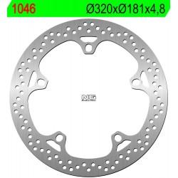 Predný brzdový kotúč NG 1046